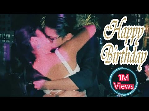 KILIG... Kathryn Bernardo Surprises Daniel Padilla On His Birthday