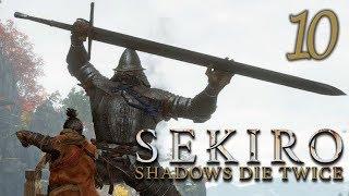 OPANCERZONY WOJOWNIK [#10] Sekiro: Shadows Die Twice