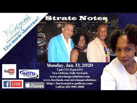 Horizons Meets:   Strate Notes