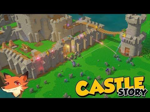 Rediff Castle Story - On construit un vrai chteau impntrable!