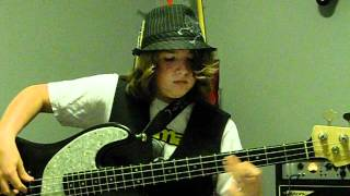 Tell Me Something Good by Rufus and Chaka Khan, Bass Cover