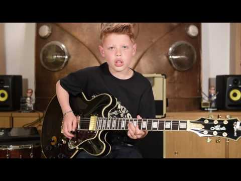 BB King - Why I sing the Blues - Toby Lee aged 11
