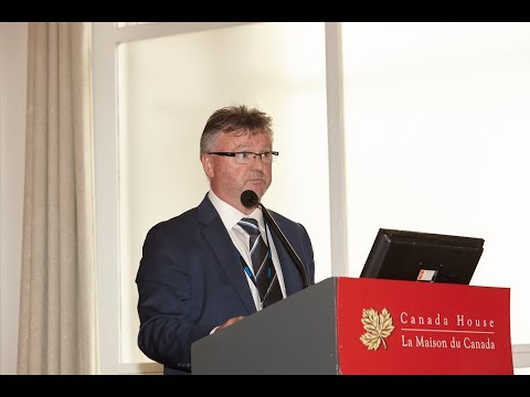 Sandvik Mining And Rock Technology Canada Presentation By Peter Corcoran At CMS 2019