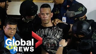 Police take down suspect in Manila mall standoff after hostages released