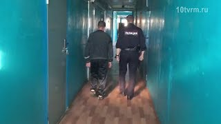 В Мордовии задержали убийцу с топором