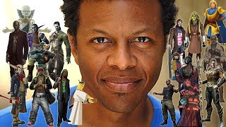 "The Many Voices of ""Phil Lamarr"" In Video Games"