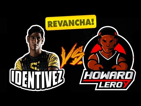 LA REVANCHA - Howard Leroy vs SPY Identivez (Gears of War 4)
