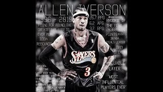 Allen Iverson Best Career Moments in Philly