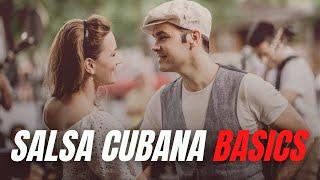 Salsa Snack #18 - Cuban Style Basics