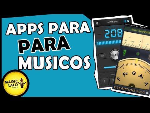 APLICACIONES PARA MUSICOS - Mi Top 5