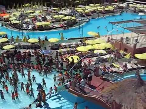 Aquafortland le cours d 39 aquagym youtube for Aquafortland alger piscine