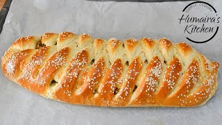Chicken Bread Recipe  - Perfect easy recipe of chicken bread - Chicken bread Oven| Pressure cooker