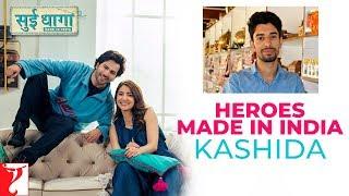 Sui Dhaaga - Heroes Made in India   Kashida   Varun Dhawan   Anushka Sharma