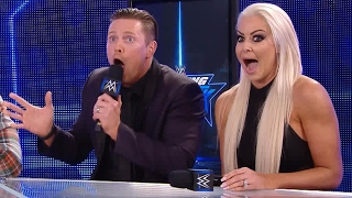 The Miz and Maryse break the internet yet again by dissing John Cena on Talking Smack