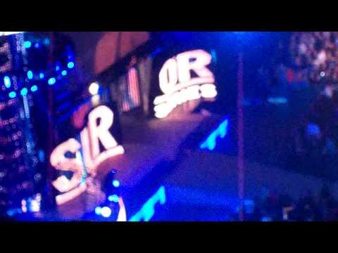 WWE Survivor Series 2008 Undertaker vs. Big Show entrances