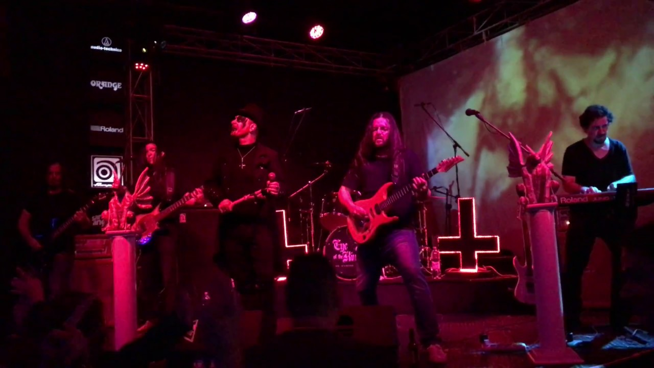 Download Behind These Walls - Eye of the King (King Diamond Tribute)
