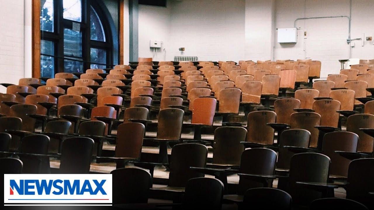 Democrats hijacked your kid's classroom: Dick Morris Democracy on Newsmax