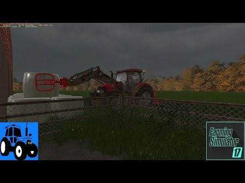 Lets Play Farming Simulator 2017 Norsk Dusty Cove Episode 12