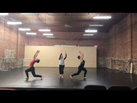 Student Choreography Feb. Preview by Ashley Brandt