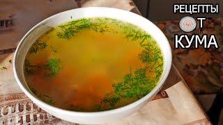 Быстрый суп с фрикадельками (А meatballs soup)