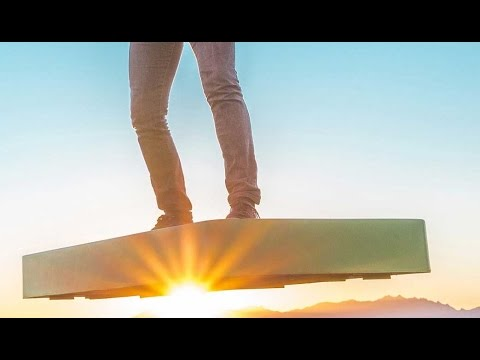 Worlds First Real Hoverboard ▶ Thats Insane Ep.1