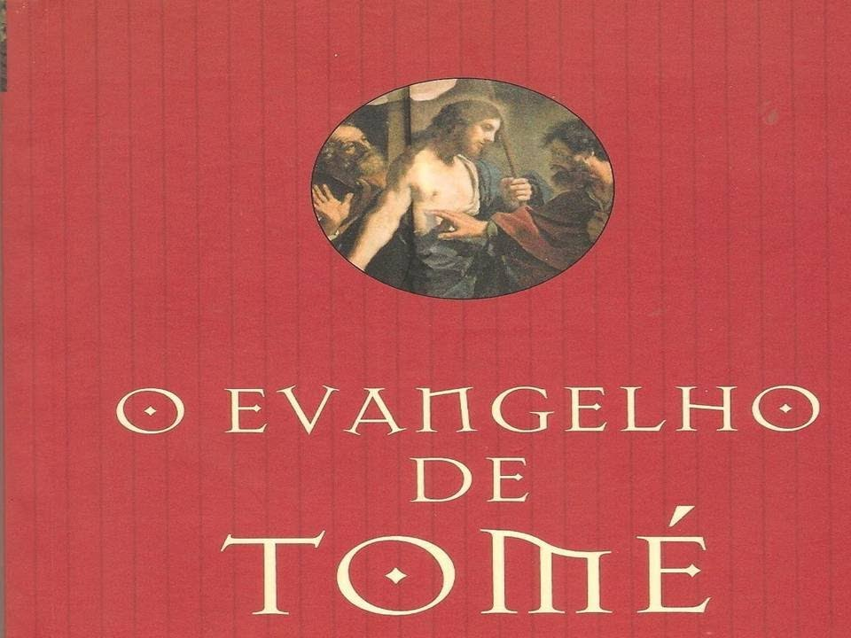 Resultado de imagem para O Evangelho de Tomé
