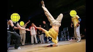Клип Грибы - копы Break Dance Old School Grebz Брейк Данс