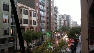 Tormenta en Logroño (26/08/2019)