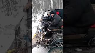 Вахта зимник аварии