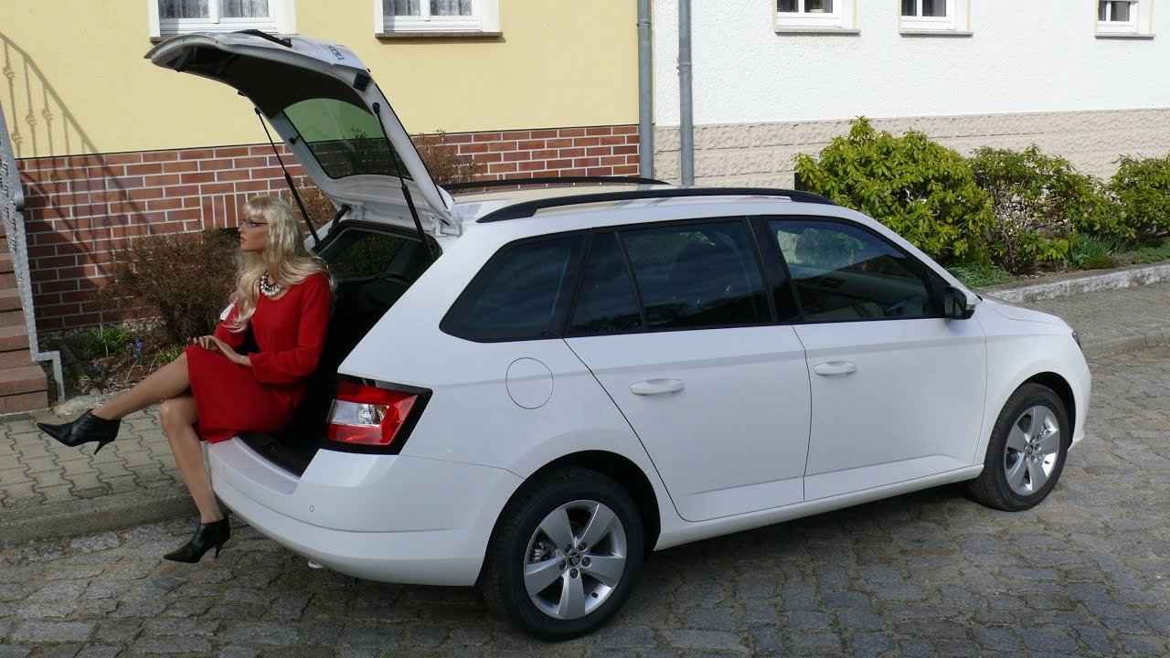 skoda fabia iii 1 2 tsi kombi dsg navi style plus youtube. Black Bedroom Furniture Sets. Home Design Ideas
