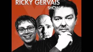 ricky gervais show xfm s2 e9