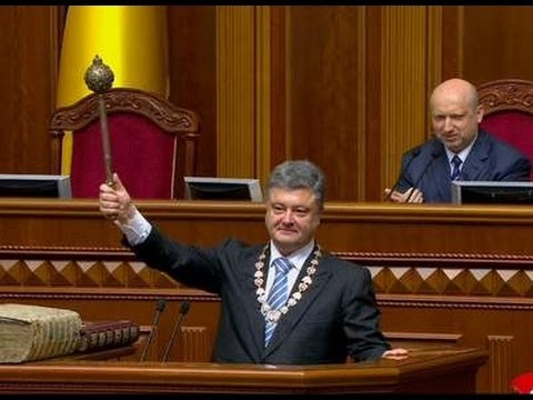 Ukraine: Petro Poroshenko Promises To Bring Peace, Resolve Relations With Russia!!!