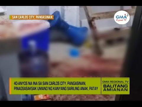 Download Balitang Amianan: Ina, Pinagsasaksak Umano ng Sariling Anak