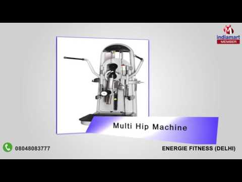 BK and J Series Machines By Energie Fitness ( A Brand Of Energie Health Equipment Pvt. Ltd. ), Delhi