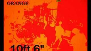"Electric Orange  - 10ft 6"" (uk)"