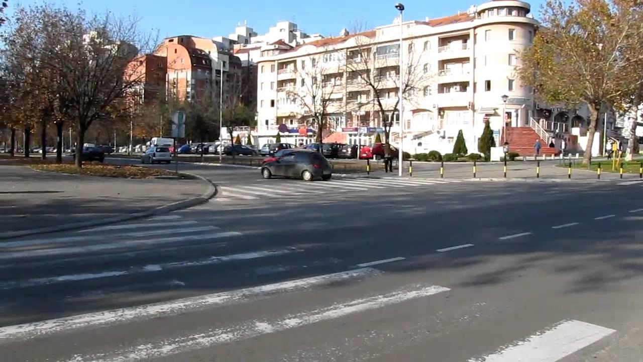 Vidikovac Beograd Patrijarha Joanikija Youtube