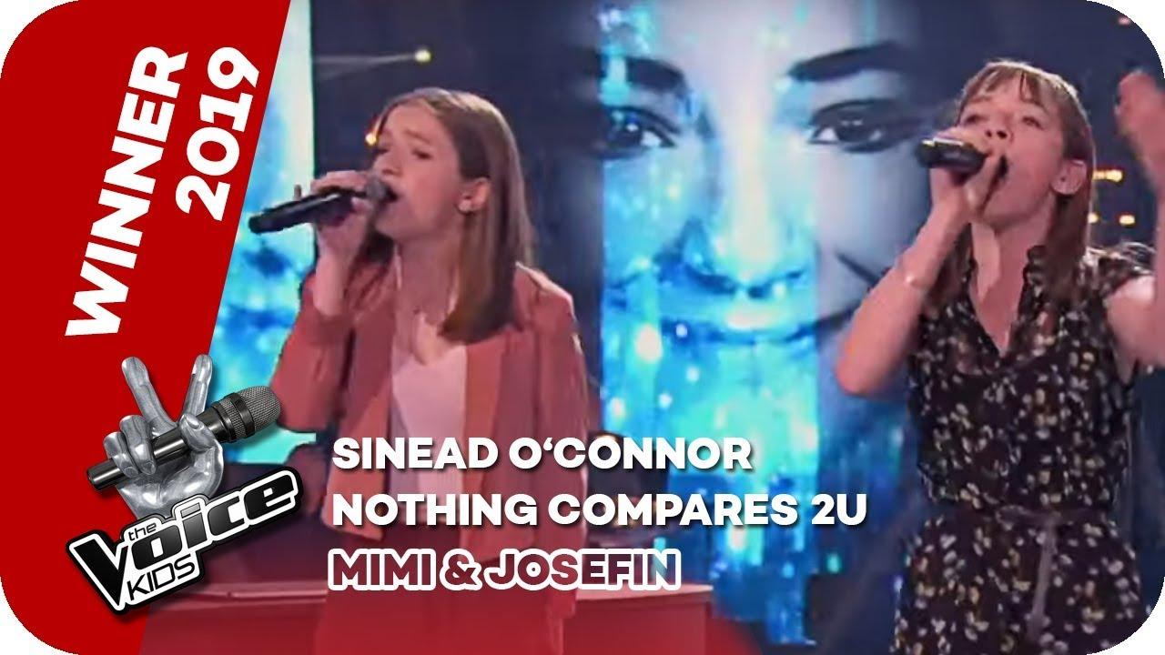 U2 One Mimi Josefin Winner The Voice Kids 2019 Sat 1 Youtube