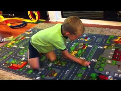 Hot Wheels Car Carpet Youtube