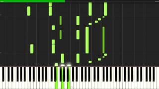 Again - Fullmetal Alchemist Brotherhood OP1 [Piano Tutorial] (Synthesia) // Animenz