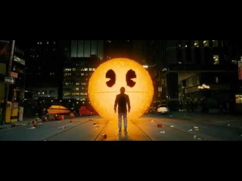 4K Movie Trailer  PIXELS Official Trailer 2015 4K ULTRA HD 2160p 60fps Poster