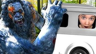 BIGI ON TAAS TÄÄLLÄ | Pelataan Bigfoot