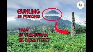 AZAB ALLAH NYATA 😱 !!! Desa ini tertimbun Gunung dalam Semalam