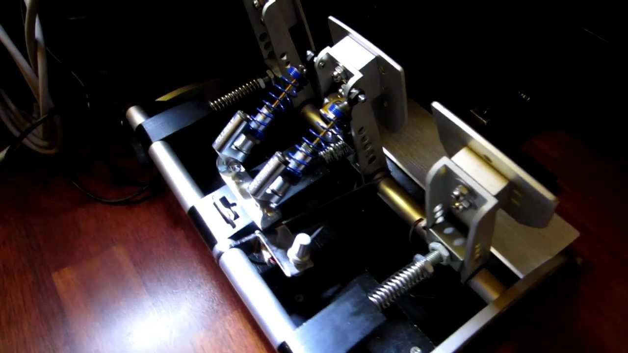 Fanatec Clubsport Brake Pedal V1 Mod