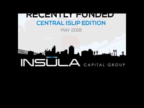 Just Funded - May 2018 - Central Islip Edition