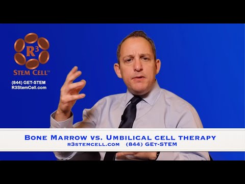 Bone Marrow vs. Umbilical Cord Stem Cell Therapy