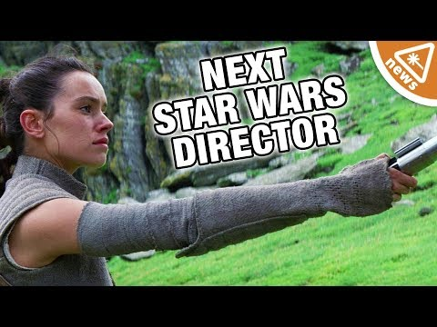 Who Will Take Over Star Wars Episode 9? (Nerdist News w/ Jessica Chobot)