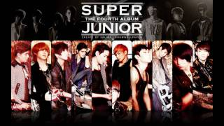 lyrics/mp3 super junior - My only girl 2010