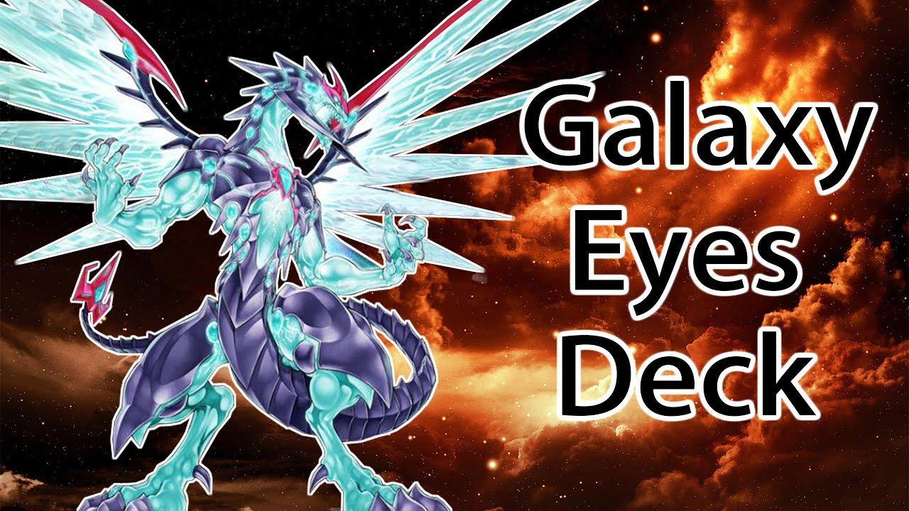 Yugioh Deck Profile - Galaxy Eyes Photon Dragon Deck (2014 Banlist ...