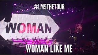 Woman Like Me | Little Mix live in Milan #LM5THETOUR