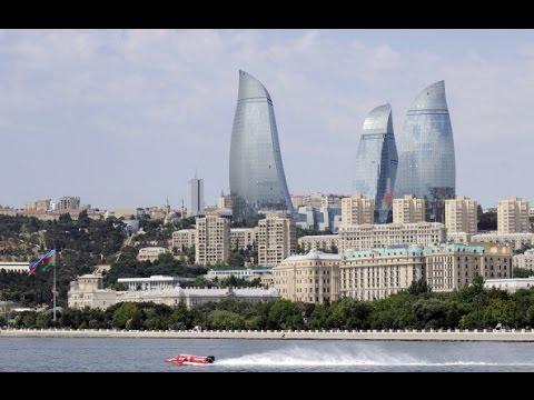 Азербайджан  - «Достопримечательности, Формула 1